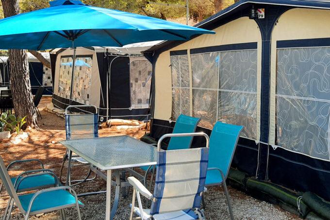 Počitnice v kampu | Murter
